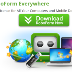 Roboform Premium 1 Year License - Sync across devices