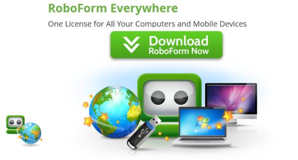 Roboform Premium 1 Year License - Sync across devices