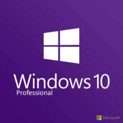 Windows 10 Home/Pro/Enterprise Authentic License Key - Win 10 Professional, 1 PC