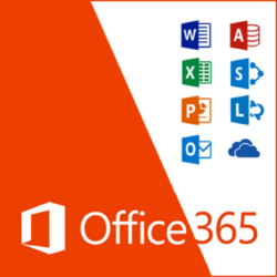Office 365 E3 1 Year 5 Users 25 Devices- Authentic License Key - 5 Users