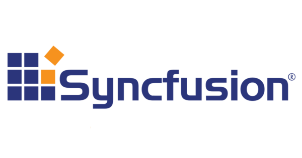 SyncFusion - One Year License - Powerful BI Solution
