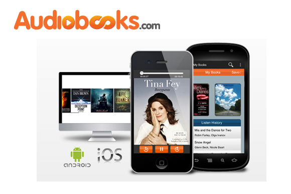 Audiobooks - Account With Your Email Address