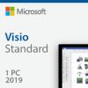 Microsoft Visio Standard 2019 - Authentic License Key - AU Stock