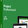 Microsoft Project Pro 2019 - Authentic License Key - AU Stock