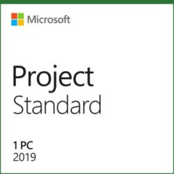 Microsoft Project Standard 2019 - Authentic License Key - AU Stock