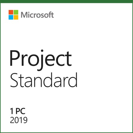Microsoft Project Standard 2019 - Authentic License Key - AU Stock