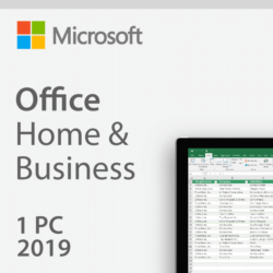 MS Office 2019 Home & Business for Windows/MAC - Authentic Key - AU Stock