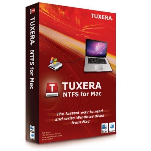 Tuxera NTFS for Mac 2020 Lifetime Product Key
