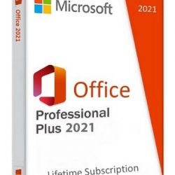MS Office 2021 Professional Plus - Authentic Key