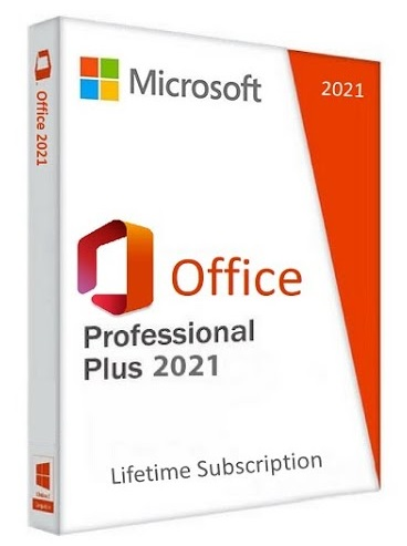 MS Office 2021 Professional Plus - Authentic Bind Key